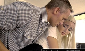 Corrupt Girl Naomi Woods Spanked Increased by Fucked By Sky pilot