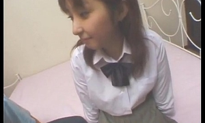 Haruka has soft cunt aroused together with fucked