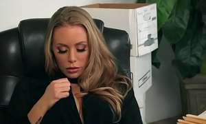 Brazzers - Big Tits at Work - Team Player instalment starring Nicole Aniston and Keiran Lee