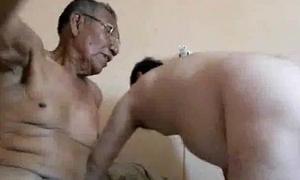 Bareback habitation mistiness matured hispanic homosexual guys