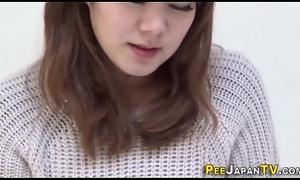 Oriental pet pees panties