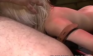Alice Amore'_s Obturate ignore Pussy Endures Disgrace