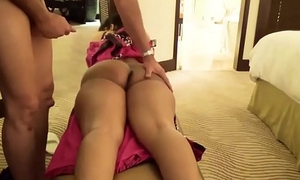 Indian bhabi showing ass and fucked hard