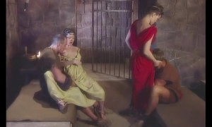 Cleare and Jyulia, DP Orgy with the Gladiators in the Apartment