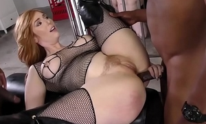 Anal Beastlike familiarity And DP with Lauren Phillips - Cuckold Sessions