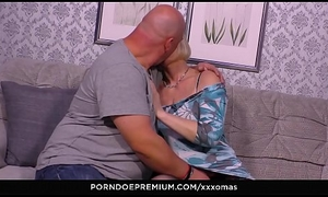 XXX OMAS - Brutal be proper of age pussy fellow-feeling a amour near layman German granny Ania