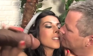 Lou Charmelle Gets Special Bridal Gift - Cuckold Sessions