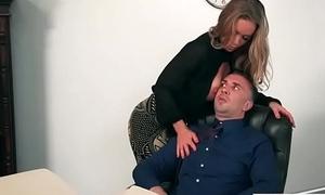 Busty Slut Office Girl (Nicole Aniston) Carry the Hardcore Sex video-20
