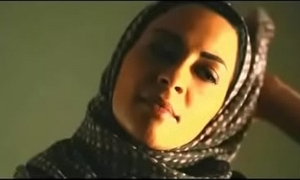 Muslim woman removes hijab to kiss sallow push steady with