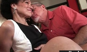 Crabby Cosset gets hairy twat fingered before harsh drilling 2