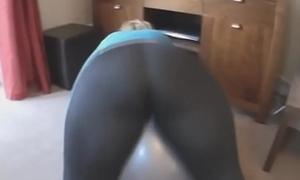 Milf Mom lycra spandex leggings