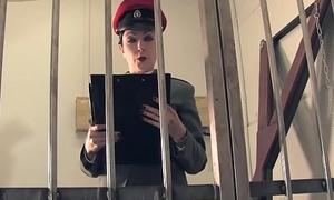 Prisongaurd mistress prompting her sub